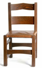 Stickley Reverse Taper Dining Chair